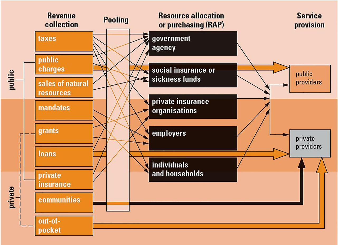 System Wide Analysis Of Health Financing Equity In Cambodia A Study Process Flow Diagram Rice Mill Download Figure Open New Tab Powerpoint 1 Chart The Selection