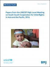 BMJ Global Health: 1 (Suppl 2)